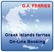 Ga. Ferries Online Booking System.
